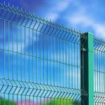 ЗD-забор