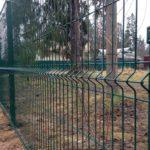 3D-забор для сада